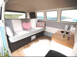 Campervan for weddings in Polegate